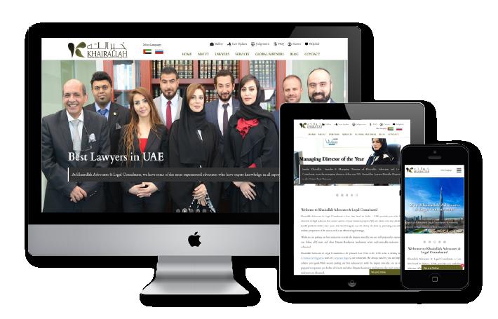 Portfolio Website Khairallah